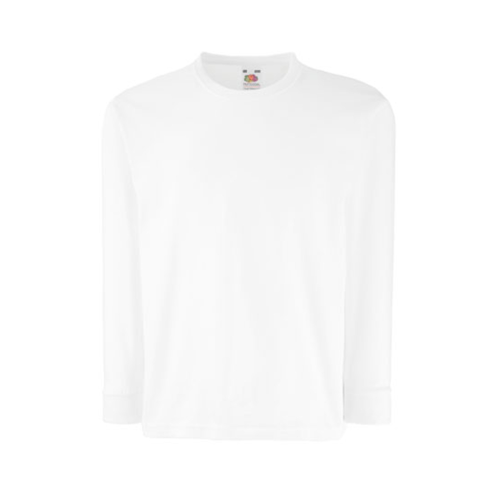Camiseta de manga larga Valueweight para niños
