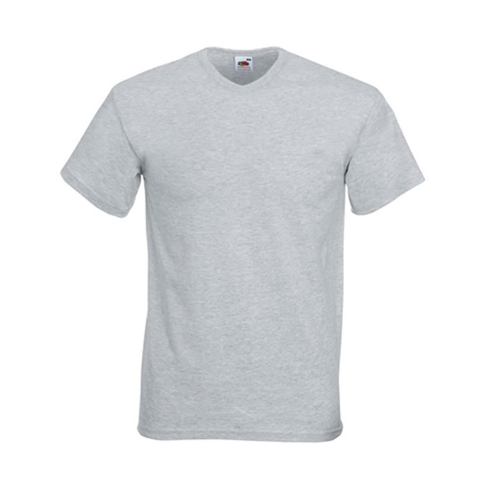 Camiseta de cuello V Valueweight