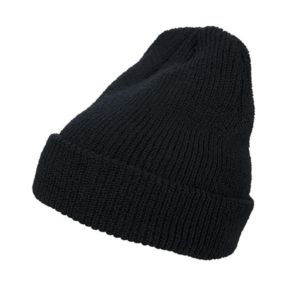 Long Knit Beanie