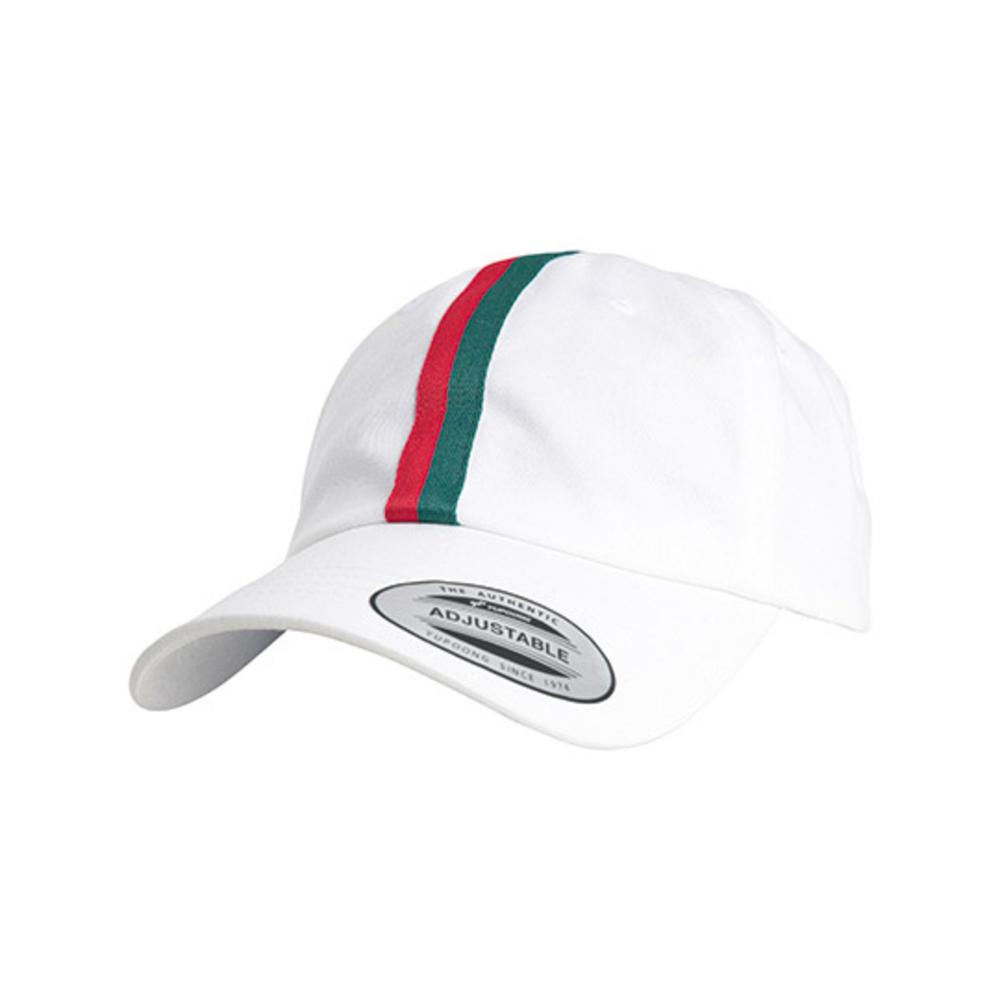 Sombrero de papá a rayas
