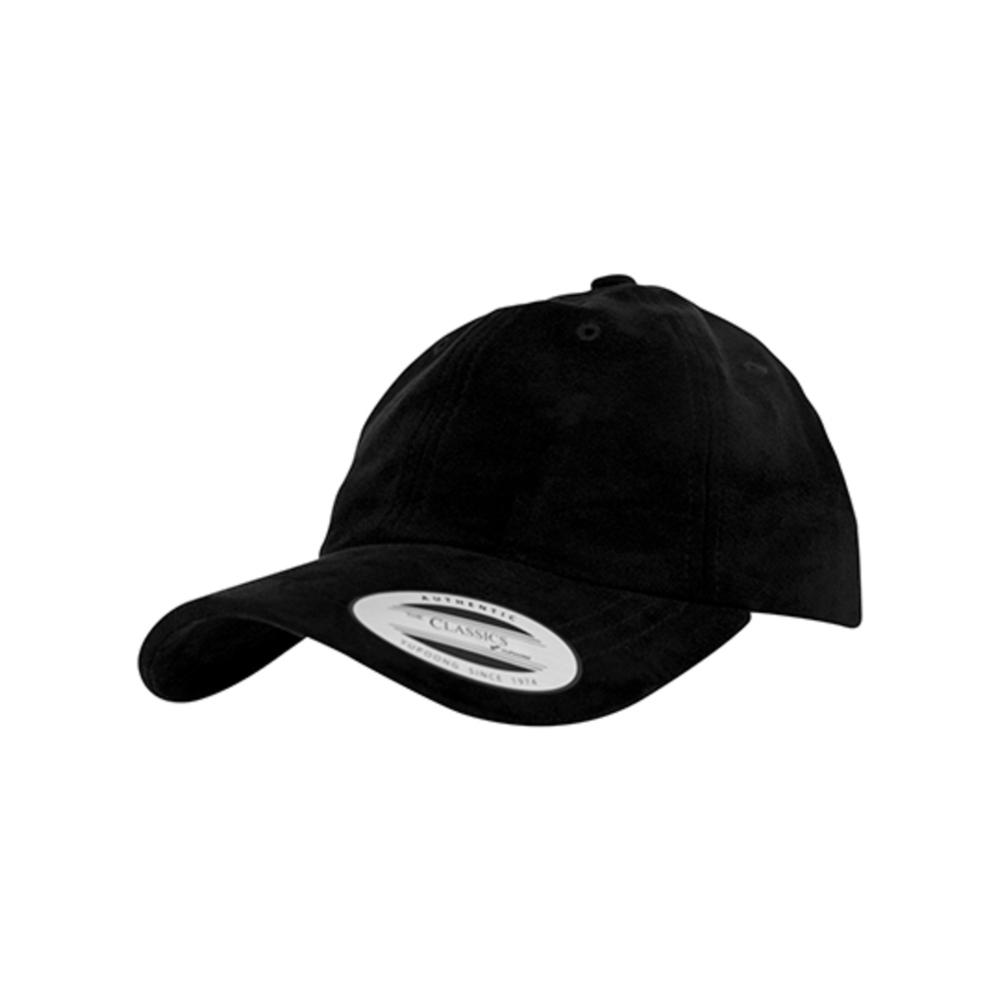 Low Profile velluto Cap
