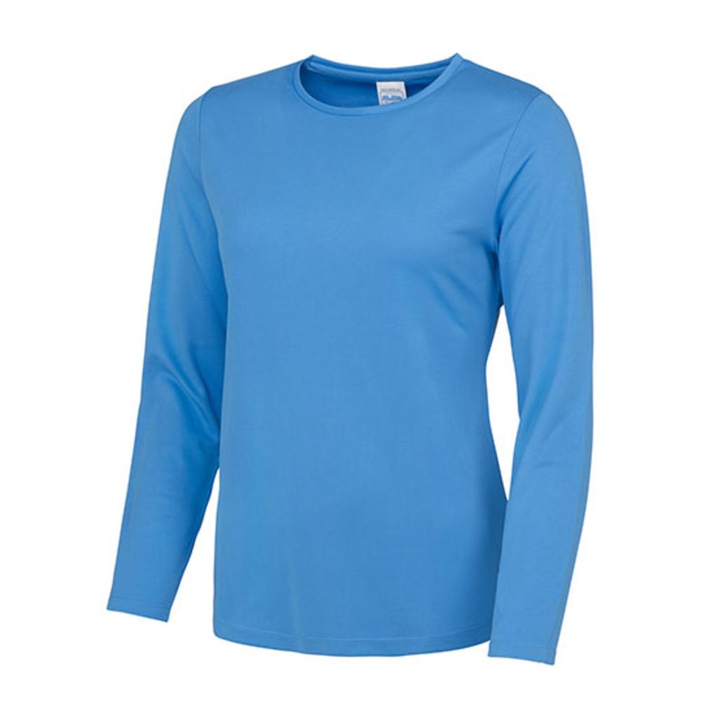 Women's Long Sleeve Cool T