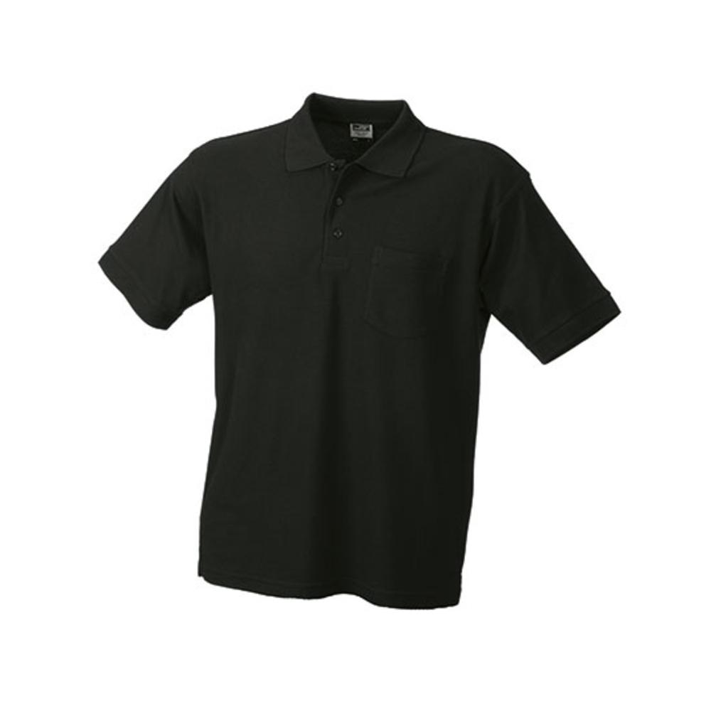 Polo-Piqué Pocket