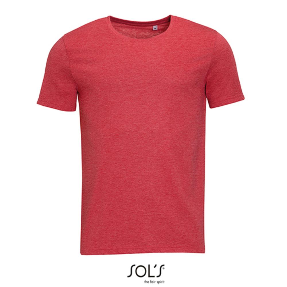 Camiseta de hombre mixta