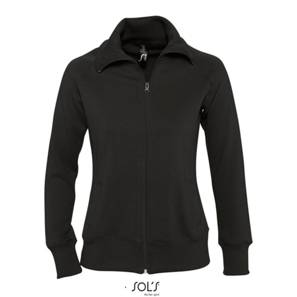 Women`s Zipped Jacket Soda