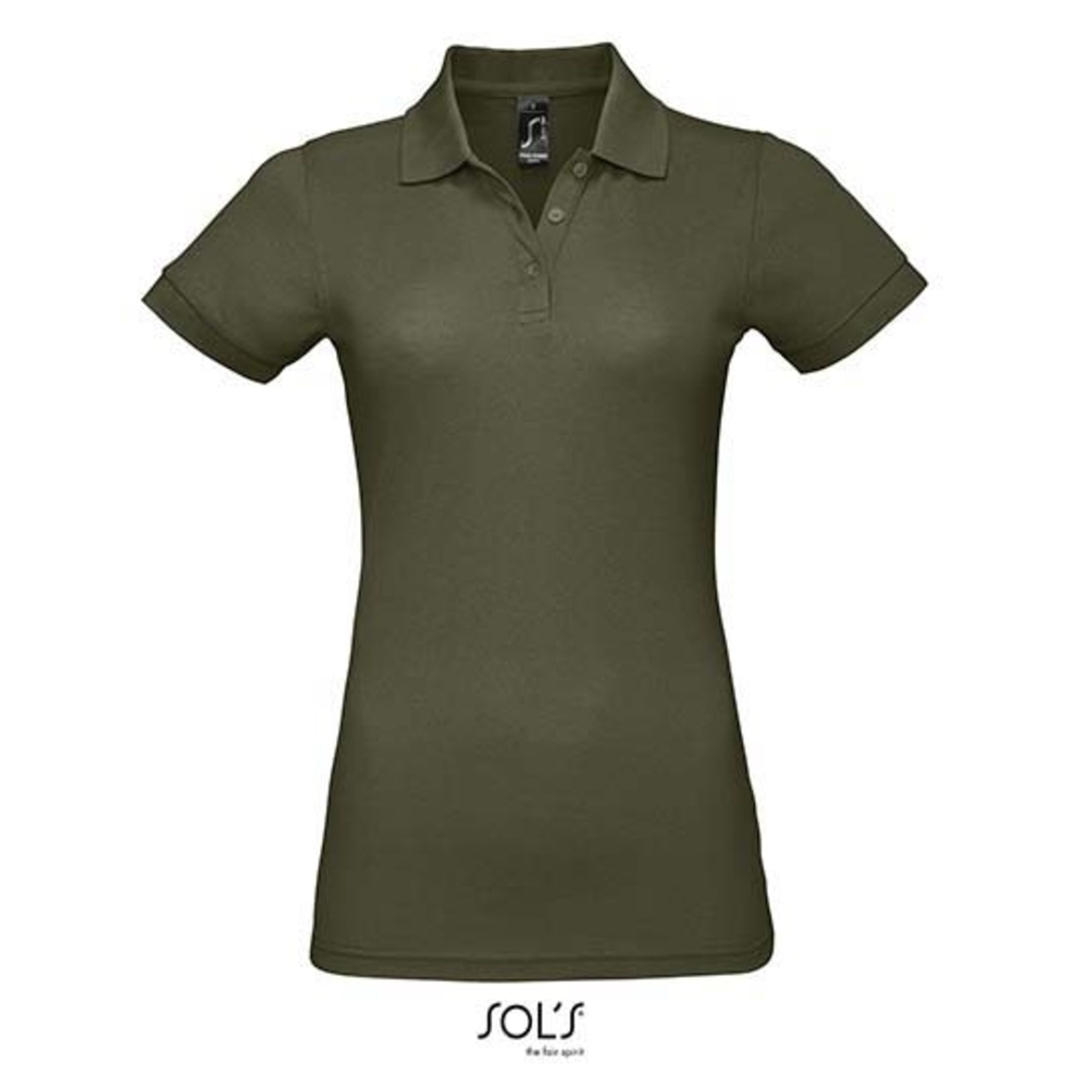 Women`s Polo Shirt Prime