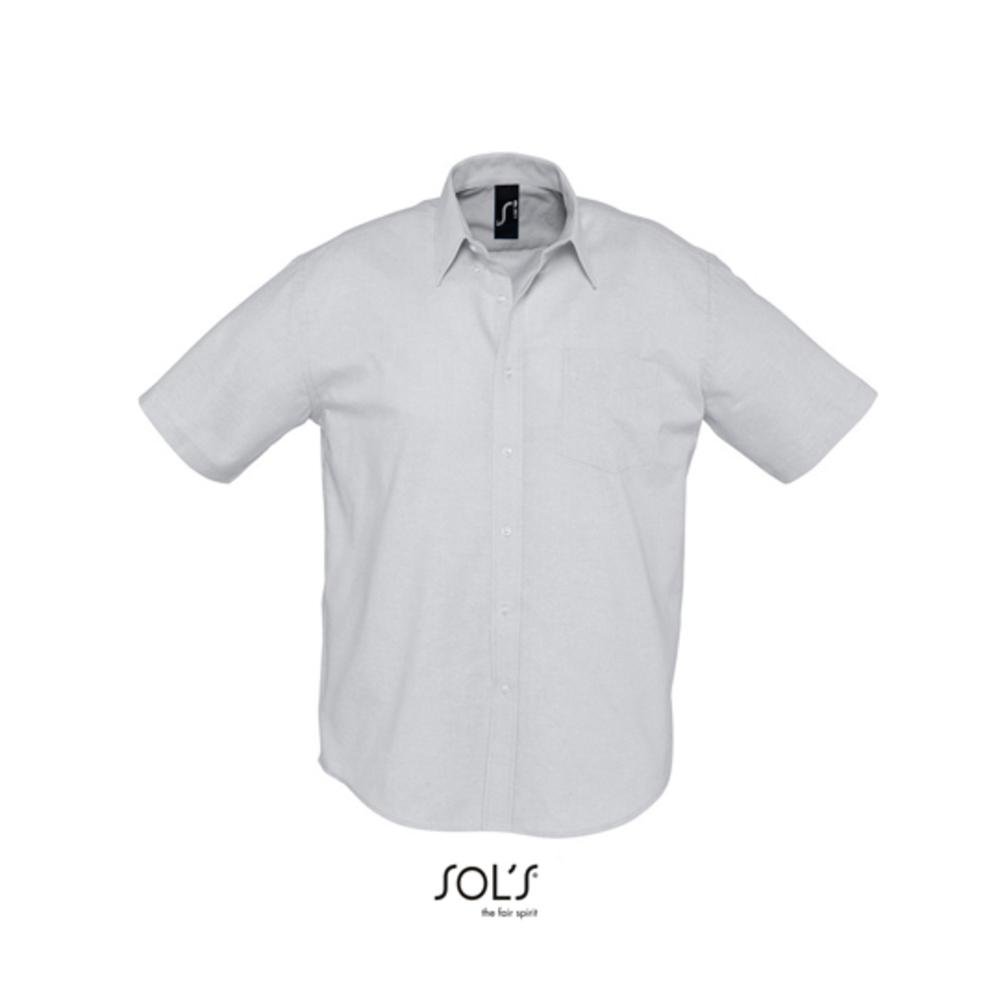 Maglietta Oxford da uomo Brisbane manica corta