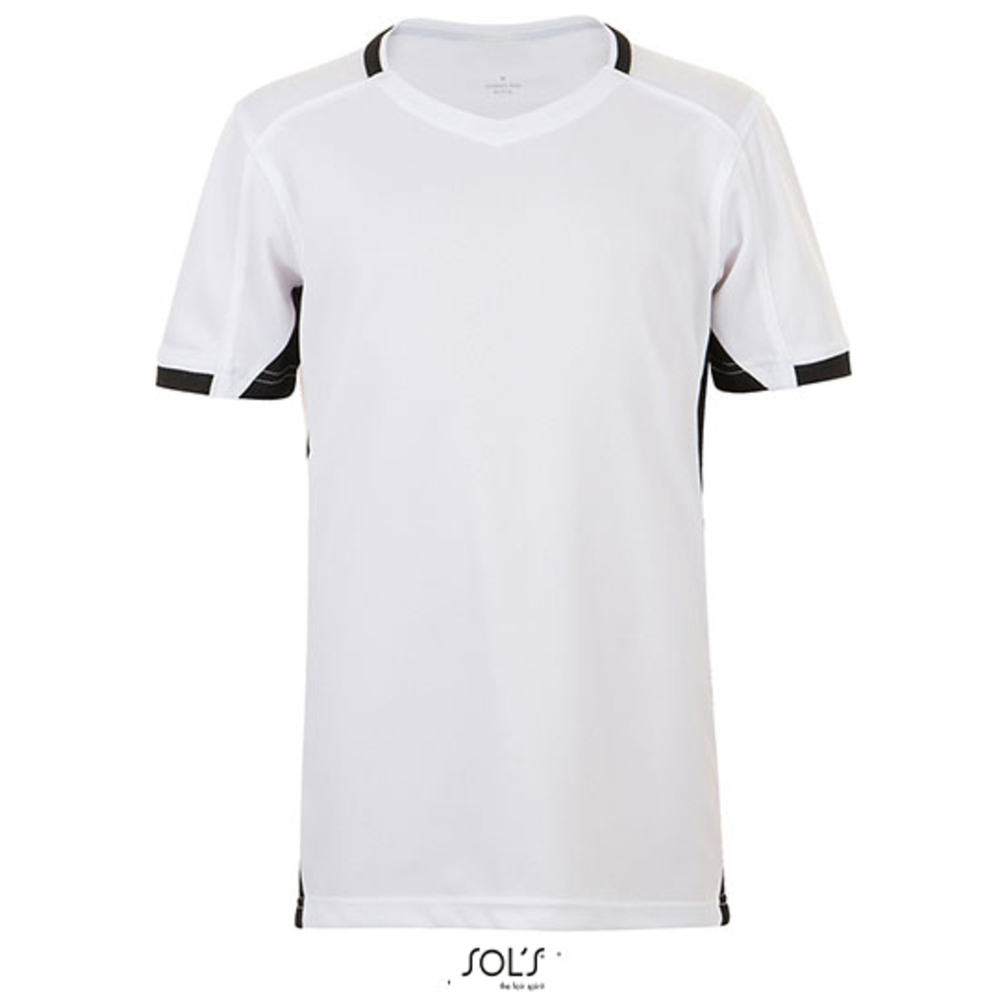Camiseta Clásico Contraste Infantil