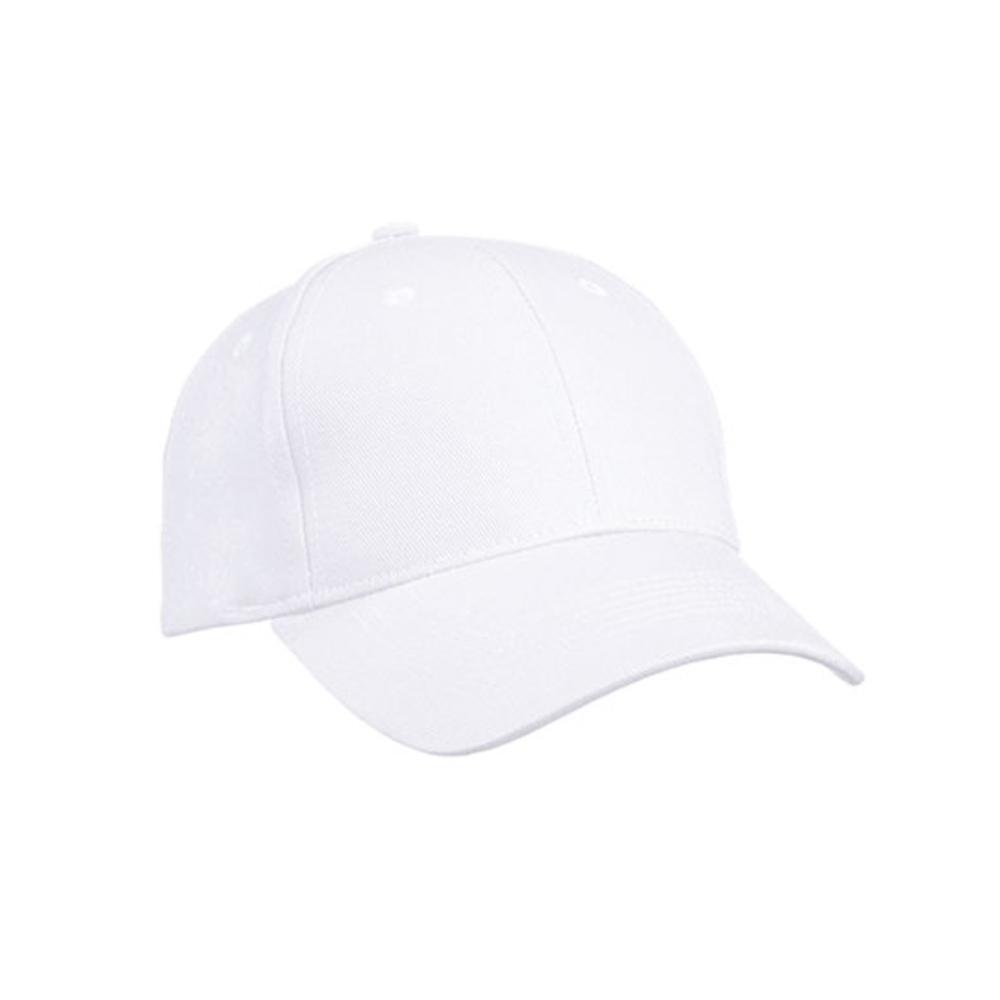 Gorra de 6 Paneles Algodón Pesado