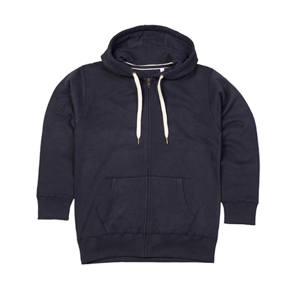 Men`s Superstar Zip-Through Hoodie