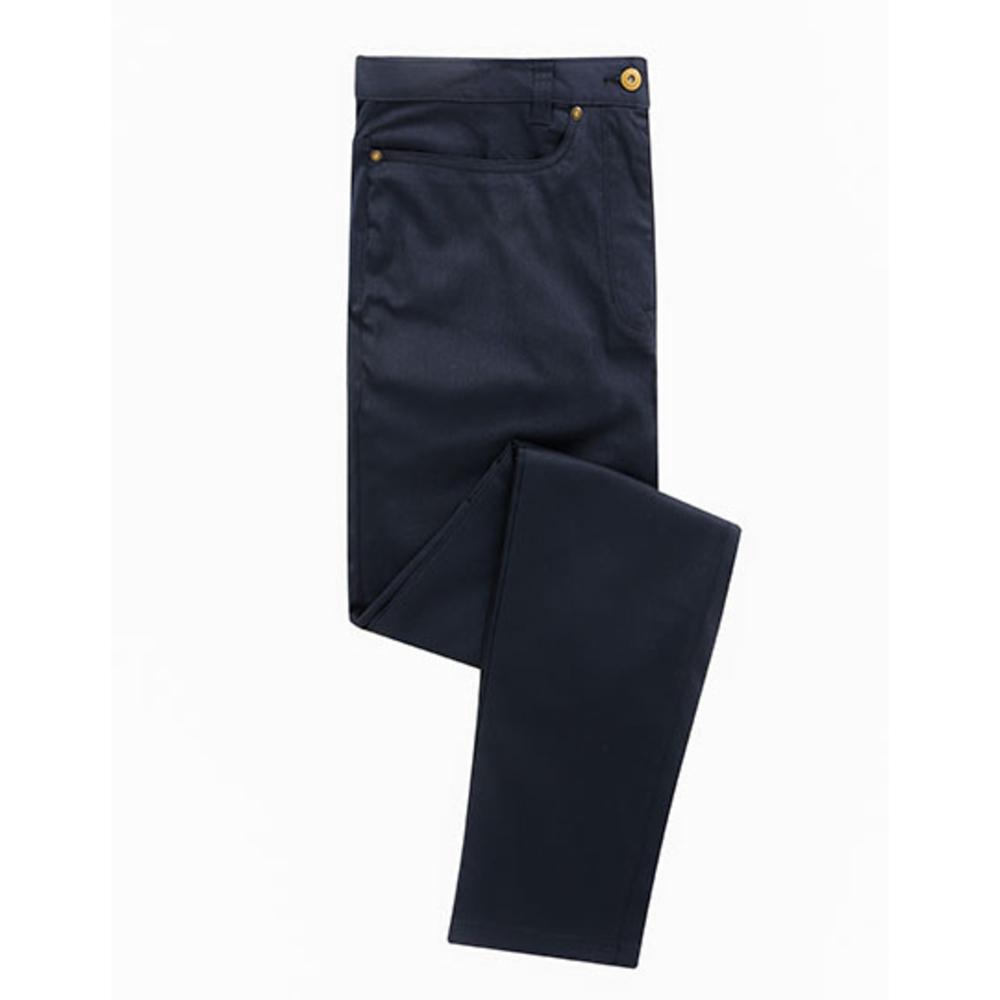 Jeans chino performance da uomo