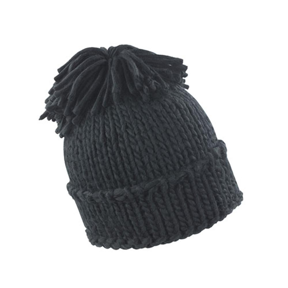 Spider Pom-Pom Hat