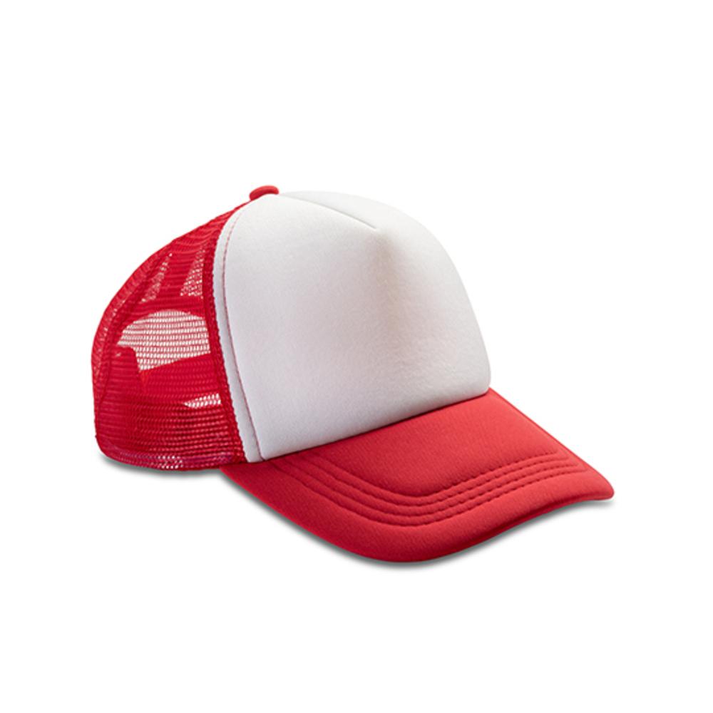 Cappellino Truckers Detroit ½ Mesh