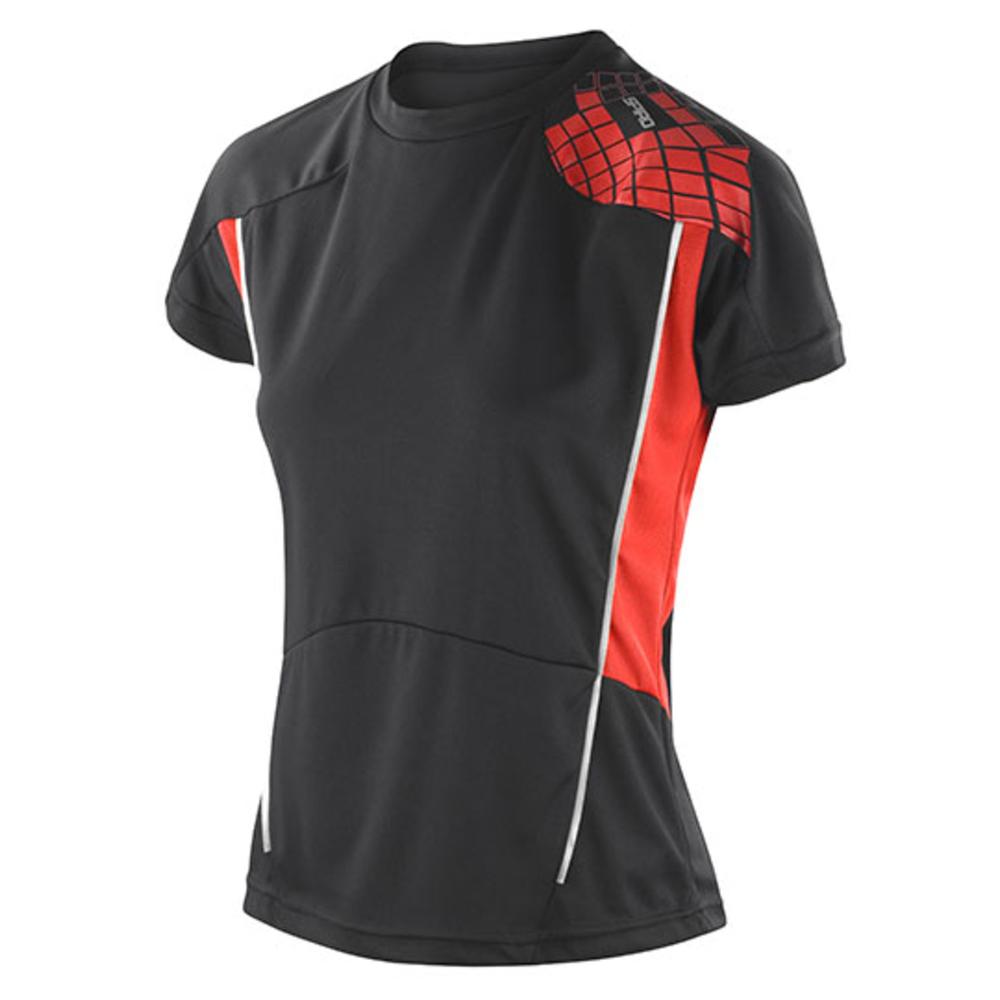 Camiseta de entrenamiento para mujer