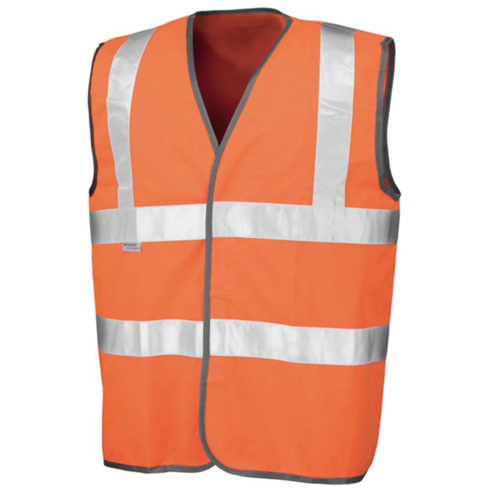 Safety Hi-Viz Vest