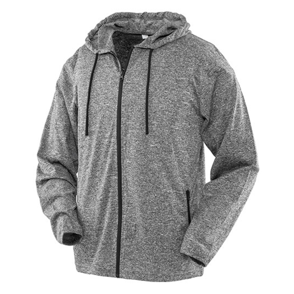 Mens Hooded Tee-Jacket