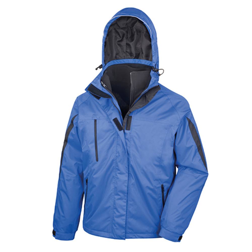 Men's 3-in-1 Journey Jacket with Soft Shell inner
