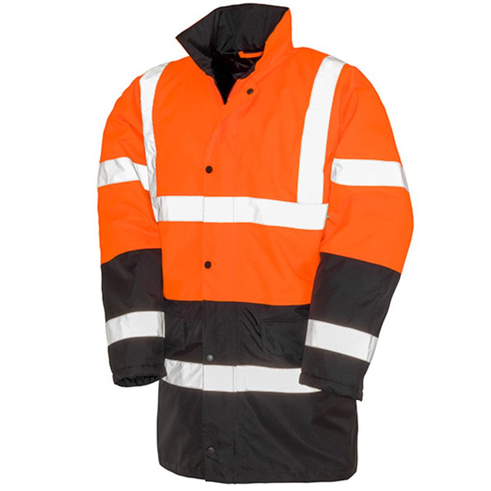 Motorway 2-Tone Safety Coat
