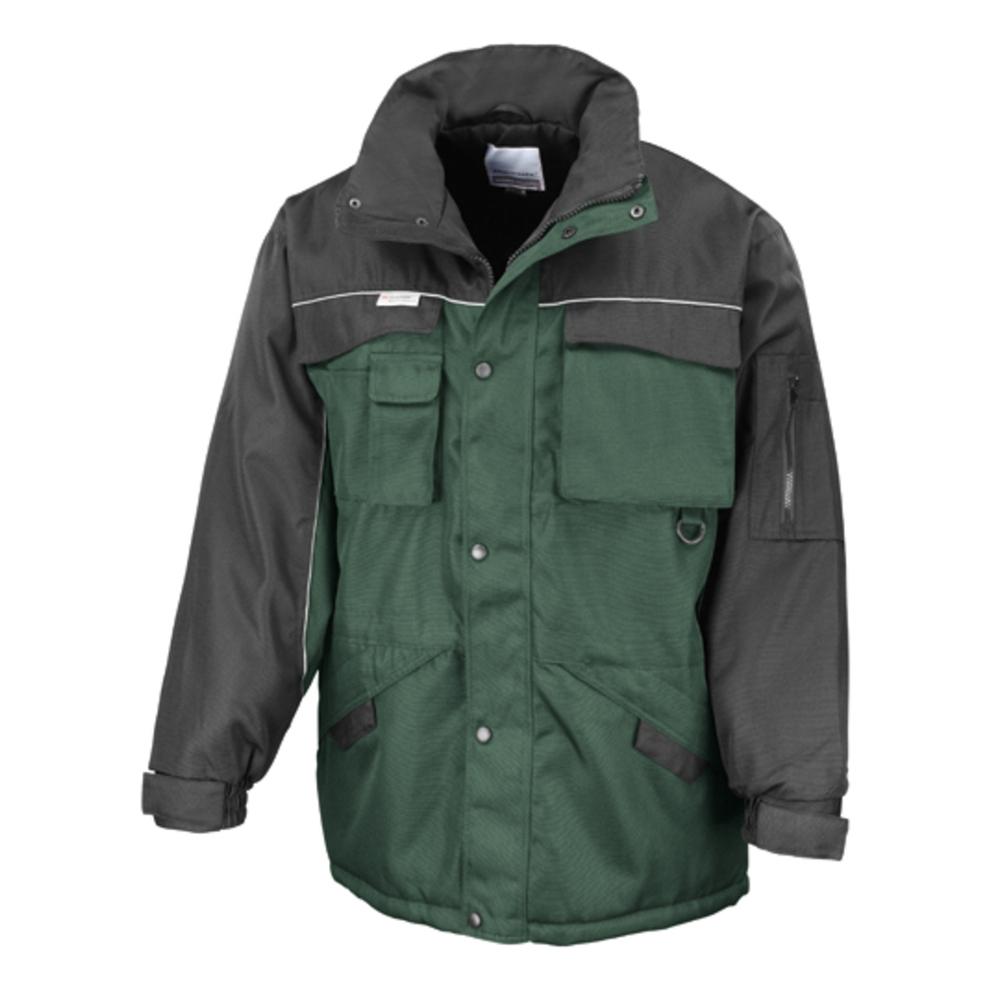 Cappotto da cappotto pesante per protezione da lavoro pesante
