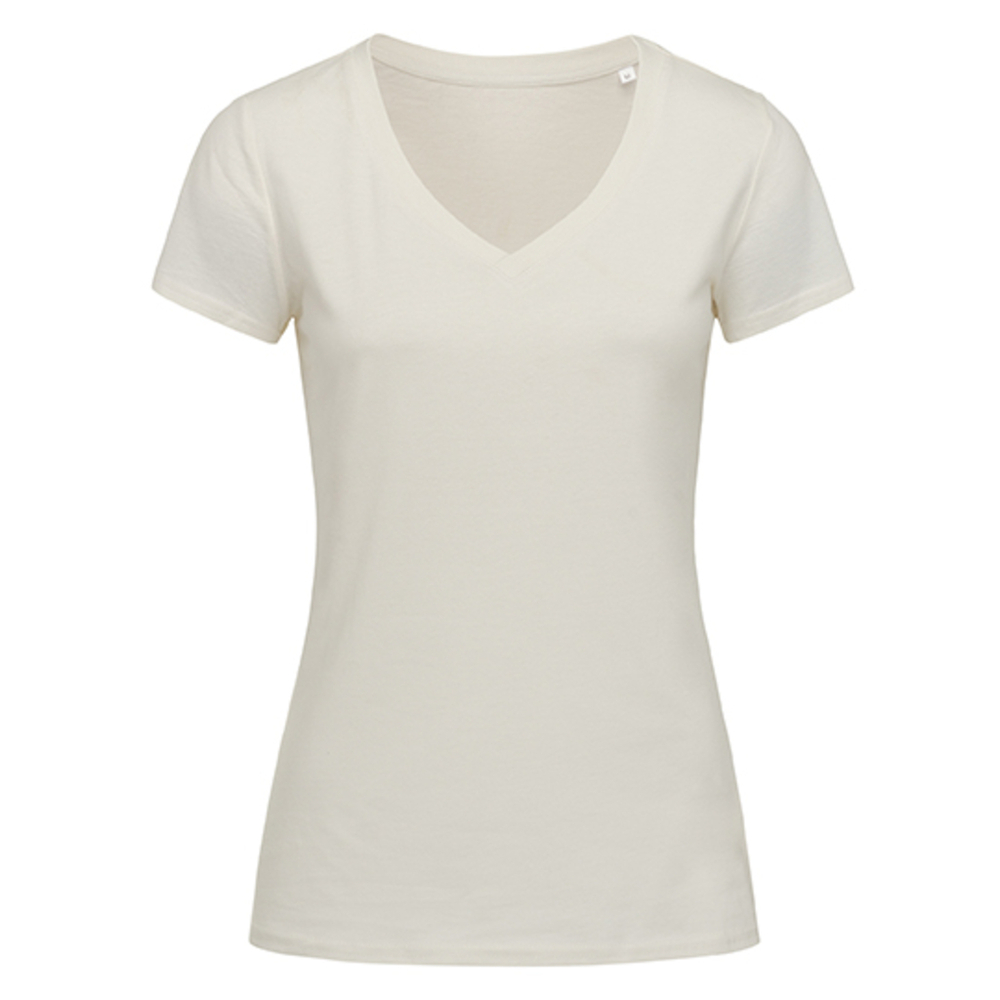 Janet Organic V-Neck Women