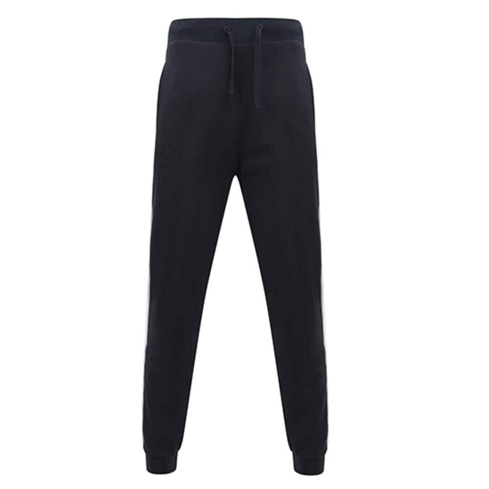 Pantaloni da jogging unisex a contrasto
