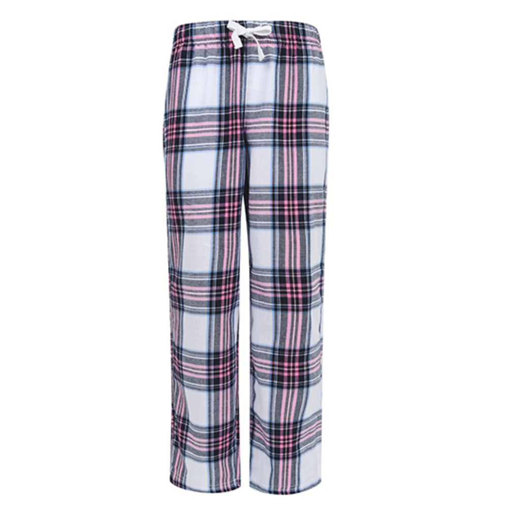 Pantalones de tartán para niños