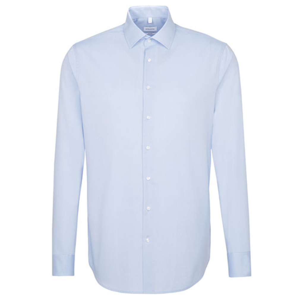Camisa de hombre en forma de manga larga