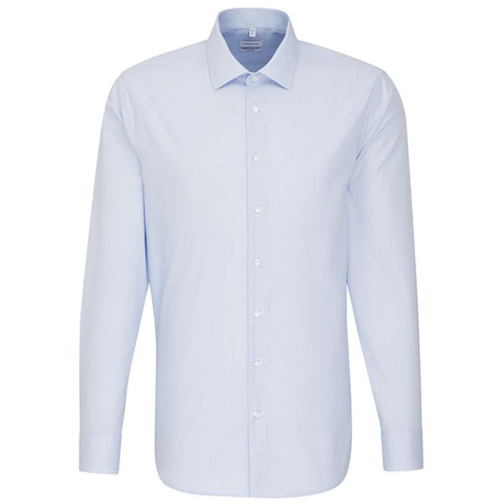 Men`s Shirt Shaped Fit Check / Stripes Longsleeve