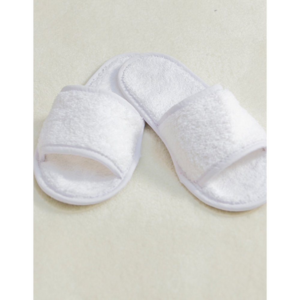 Classic Terry Slippers - Open Toe