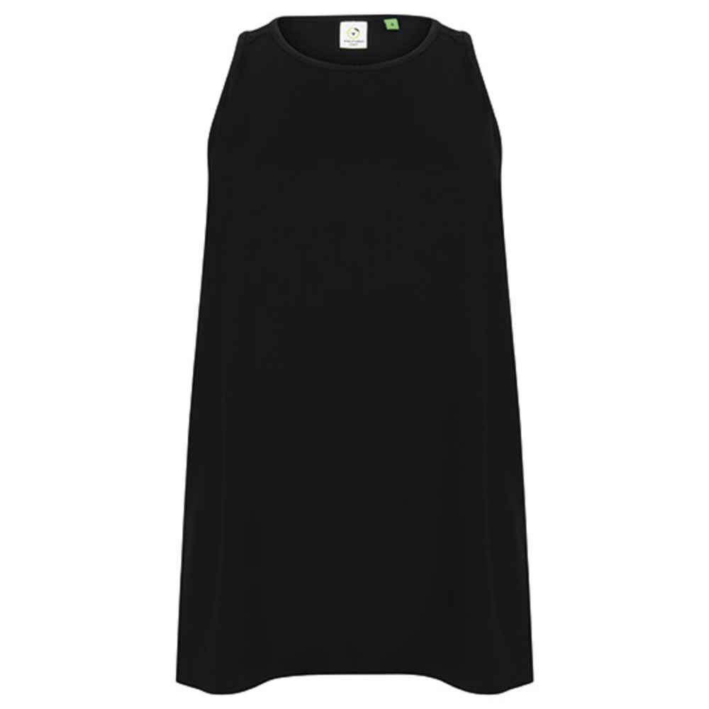 Ladies` Open Back Vest