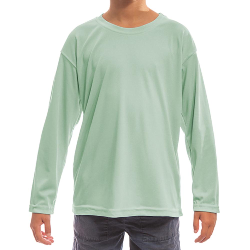 Youth Solar Performance Long Sleeve T-Shirt
