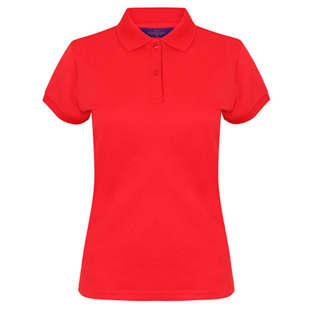 Polo Coolplus® Wicking para mujer