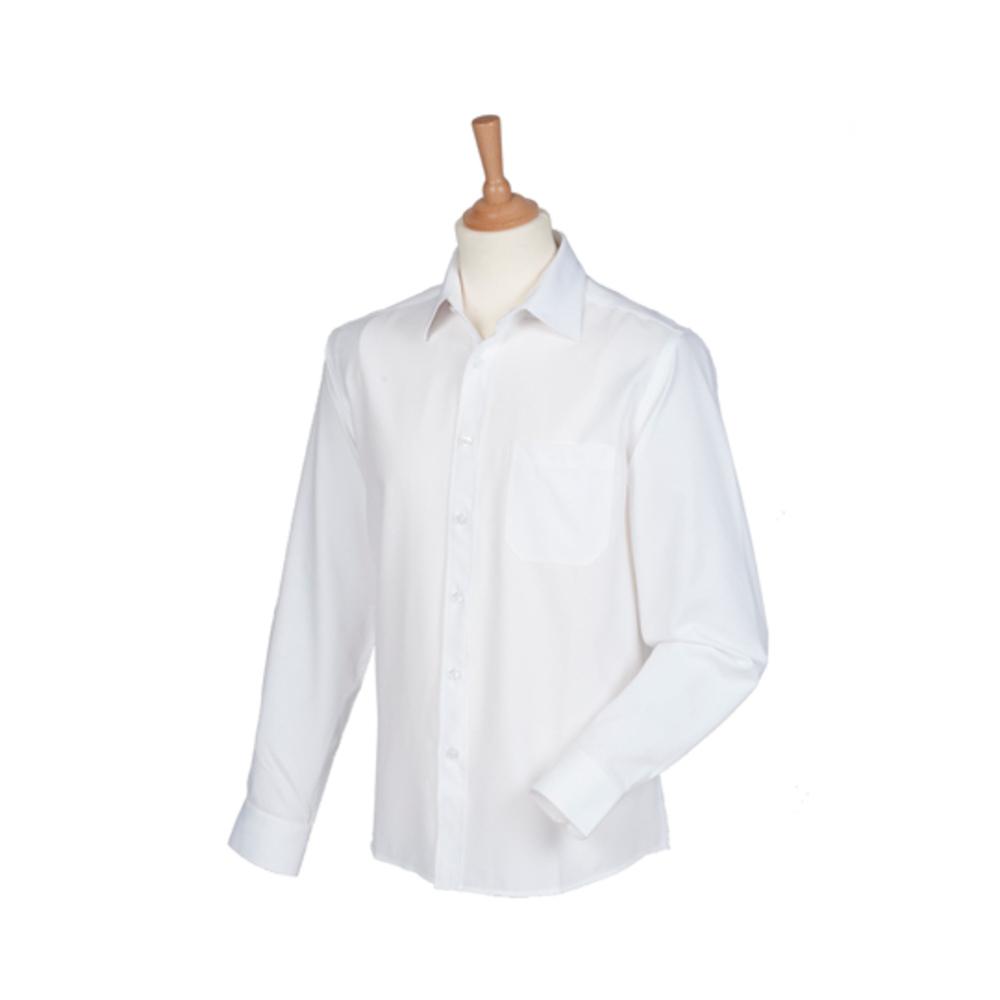 Camisa de manga larga Wicking para hombre