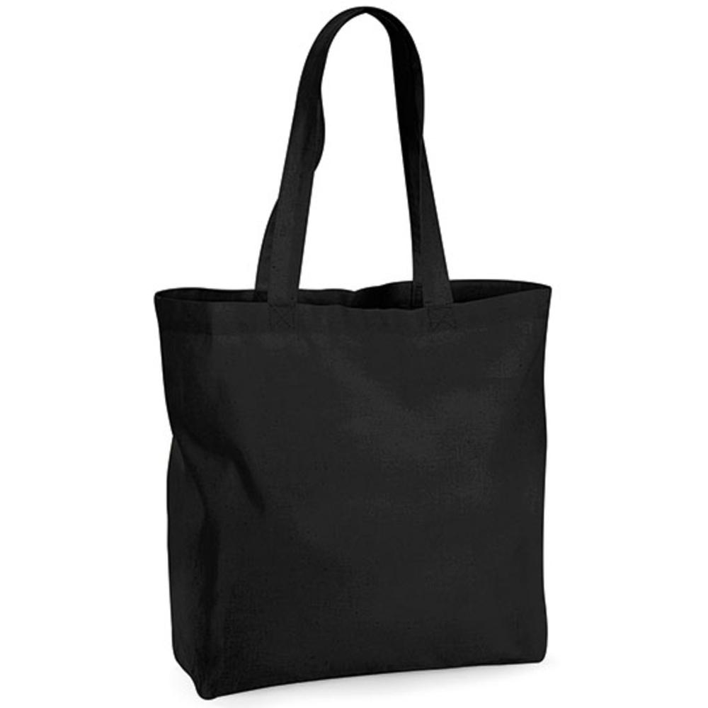 Maxi borsa in cotone biologico premium
