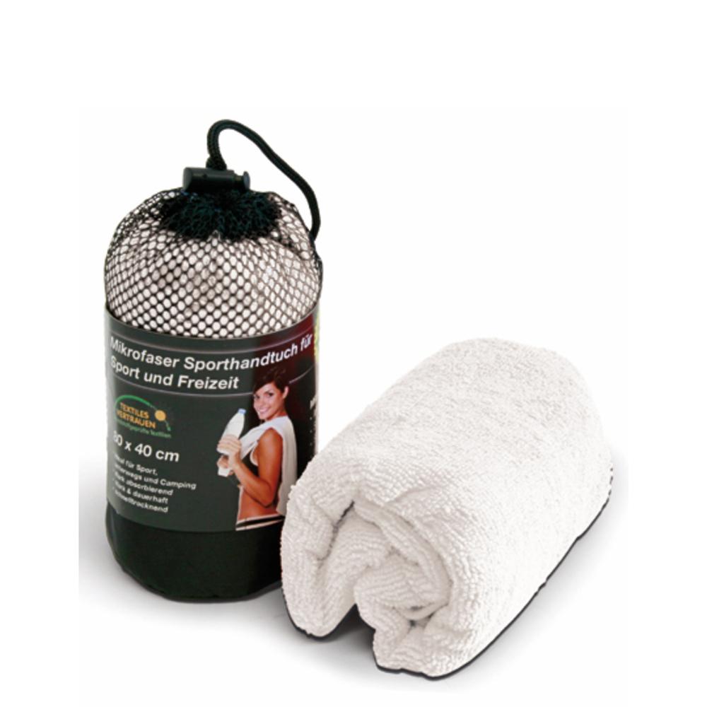 asciugamano sportivo