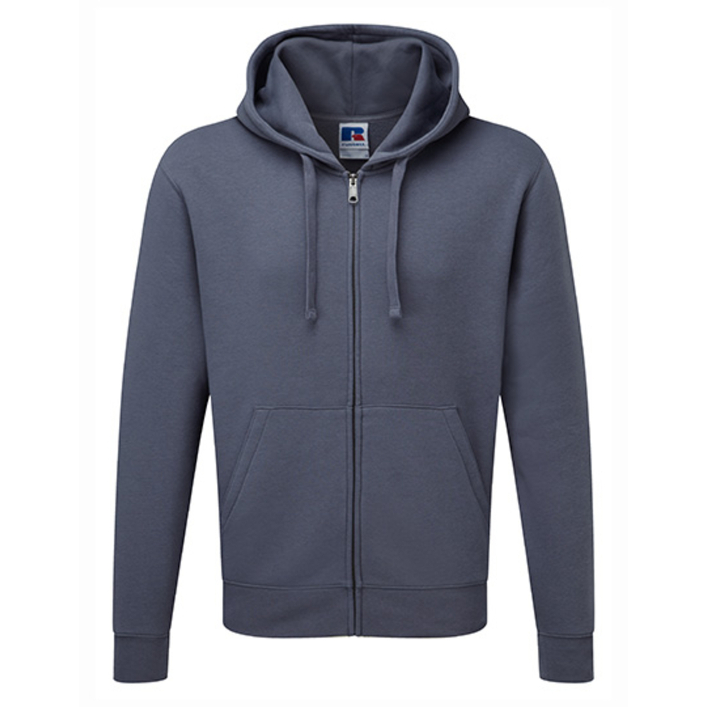 Veste à capuche zippée authentique pour homme