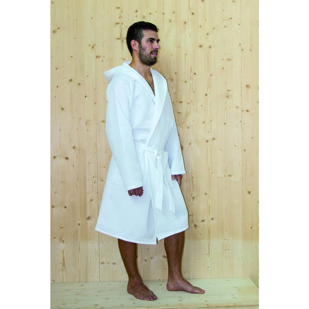 Asciugamano accappatoio con cappuccio / Uomini