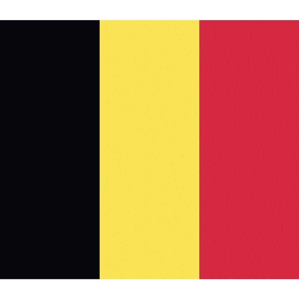 Fahne Belgien