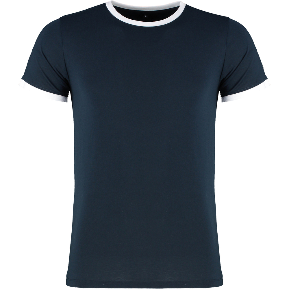 Fashion Fit Ringer Tee