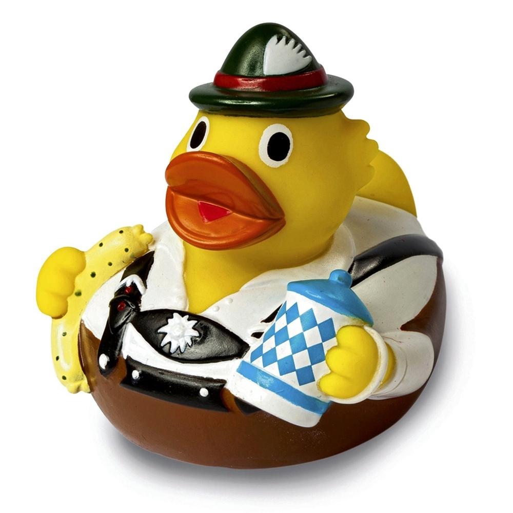 Quietsche-Ente Oktoberfest-Ente