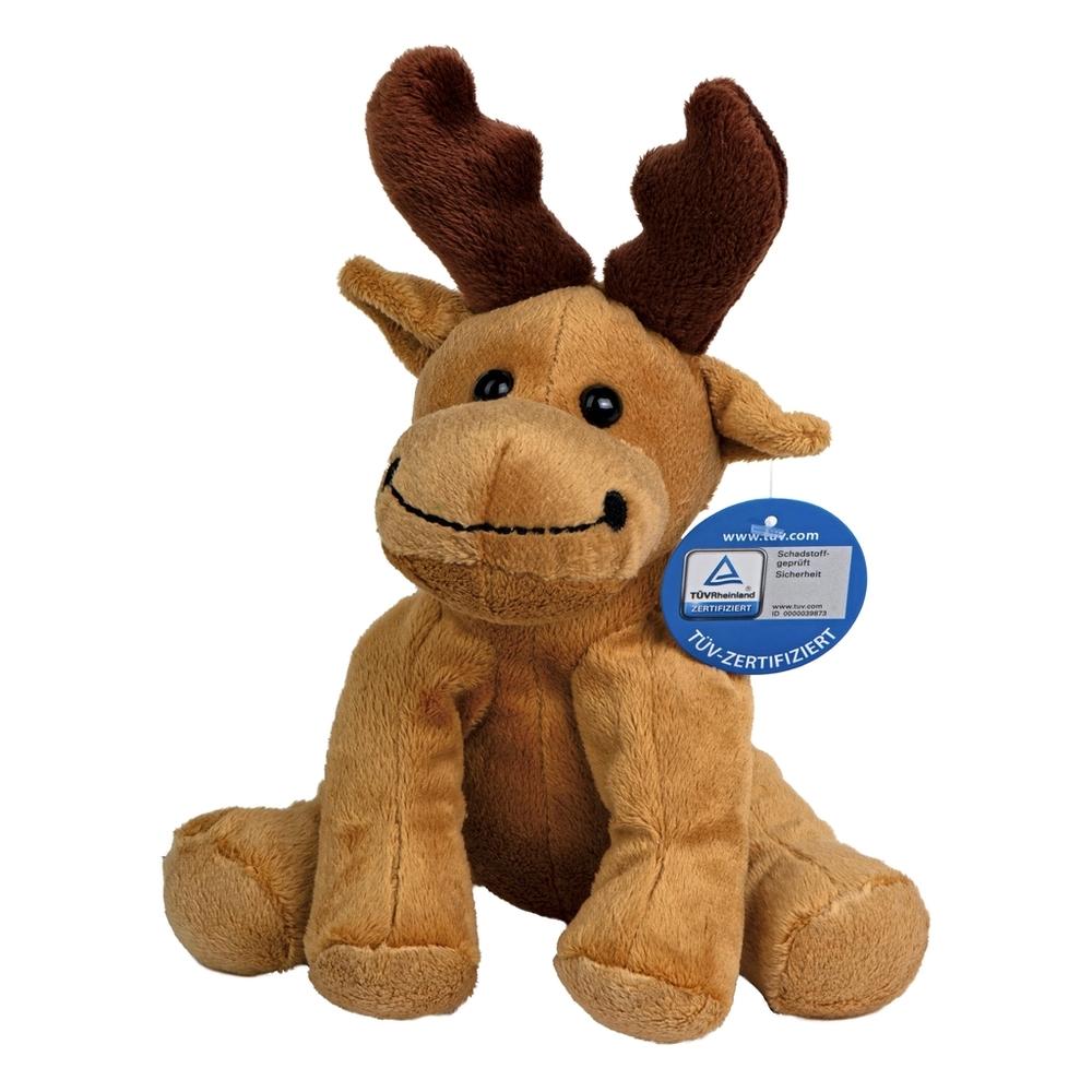MiniFeet® zoo animal elk Emil