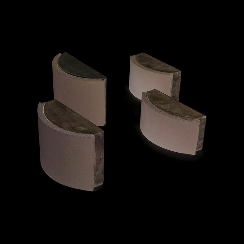 Austauschbodenplatte für Kappenpressen 10cm x 22cm