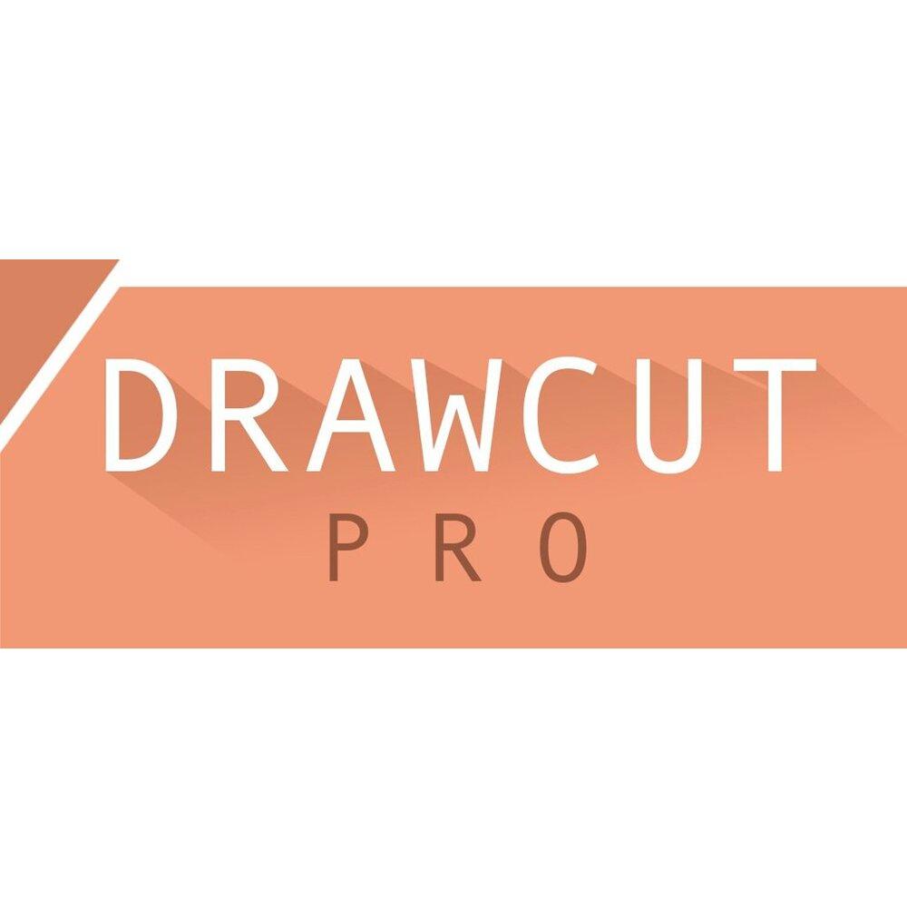 Logiciel DrawCut PRO