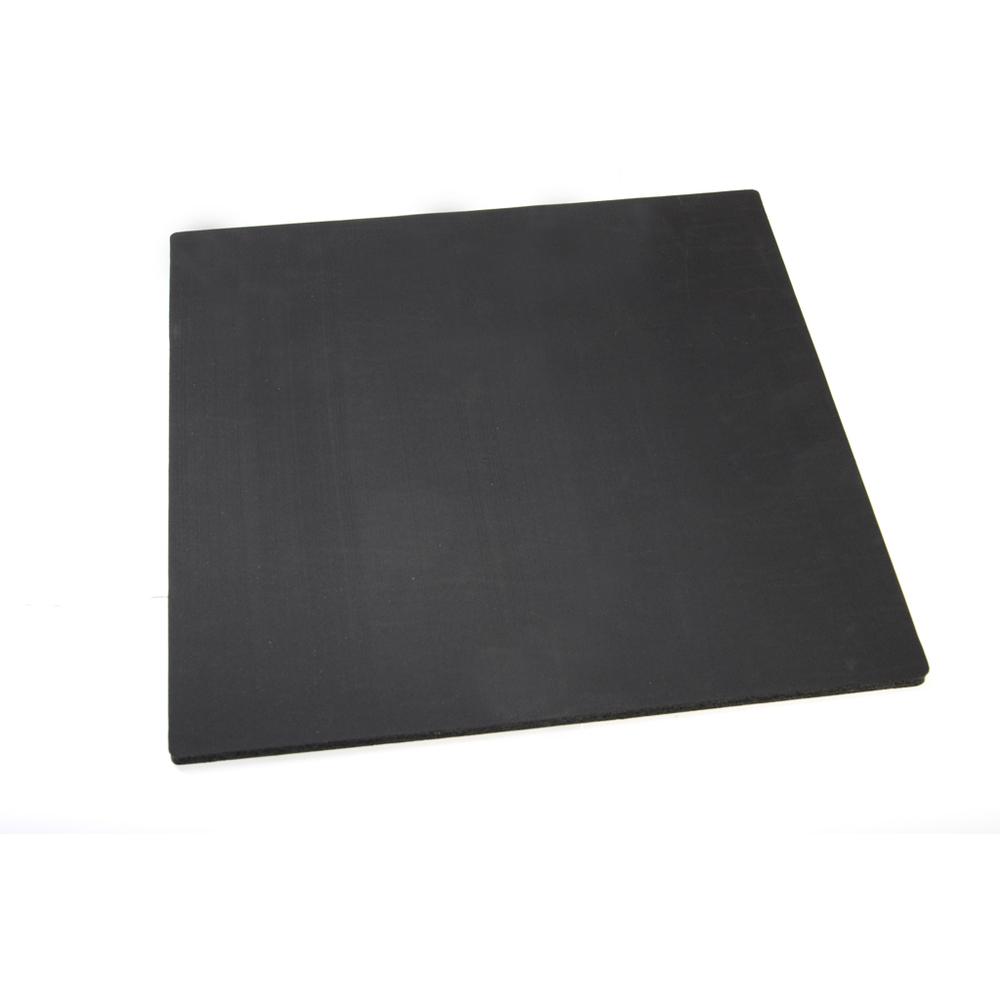 Foglio di schiuma di silicone 38 cm x 38 cm