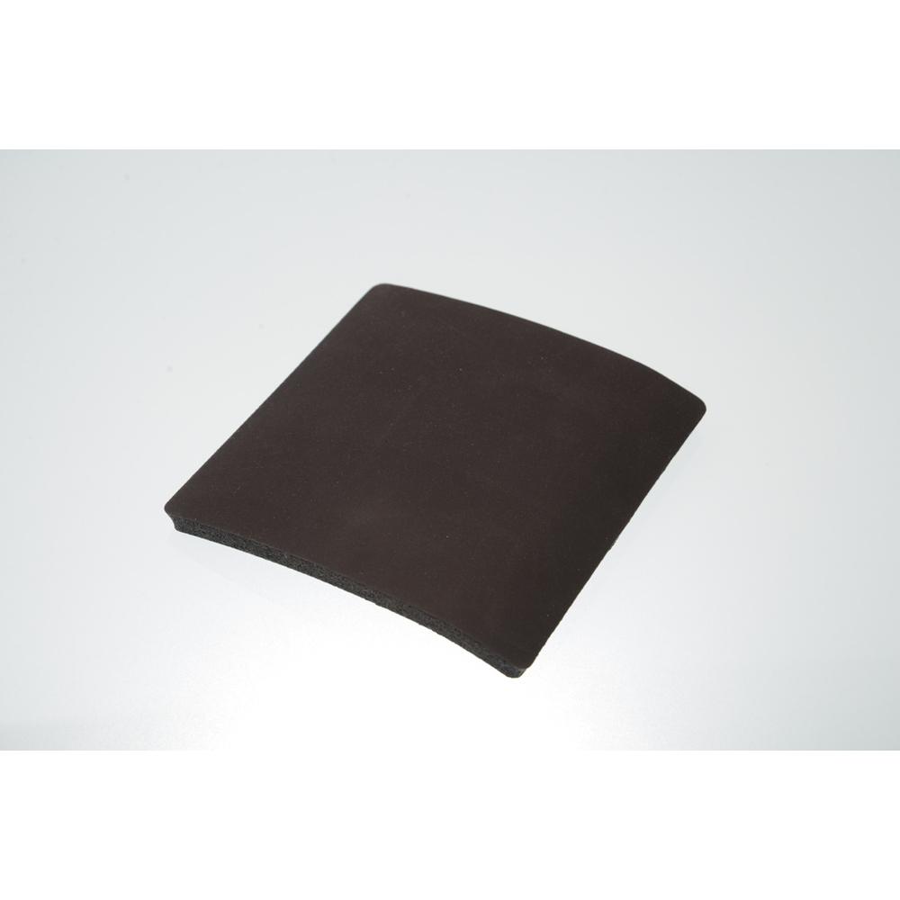 Foglio di schiuma di silicone 15 cm x 15 cm