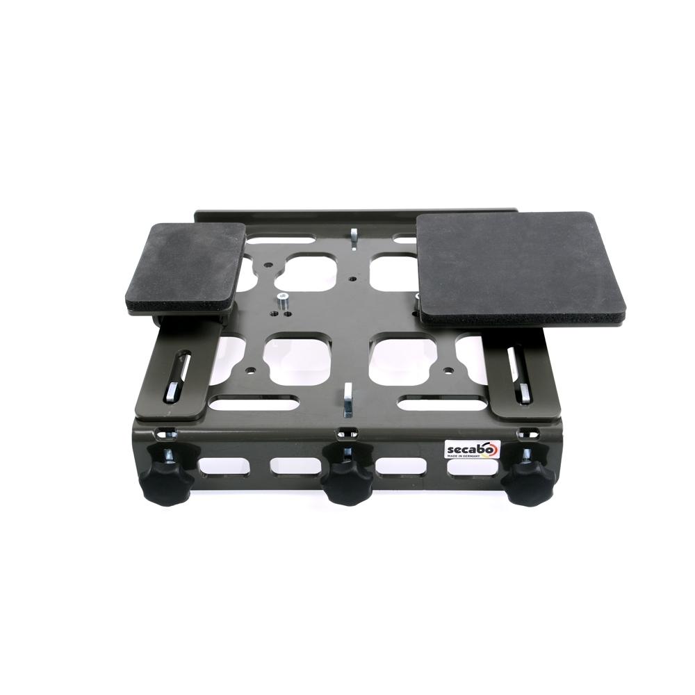 Secabo Wechselplatten-Schnellwechsler für TC5
