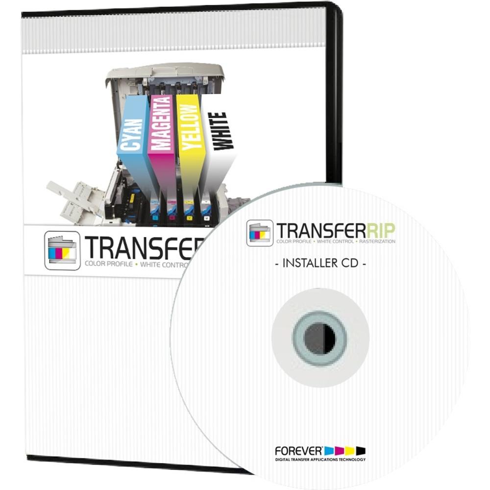 Software TransferRIP per stampanti bianche OKI