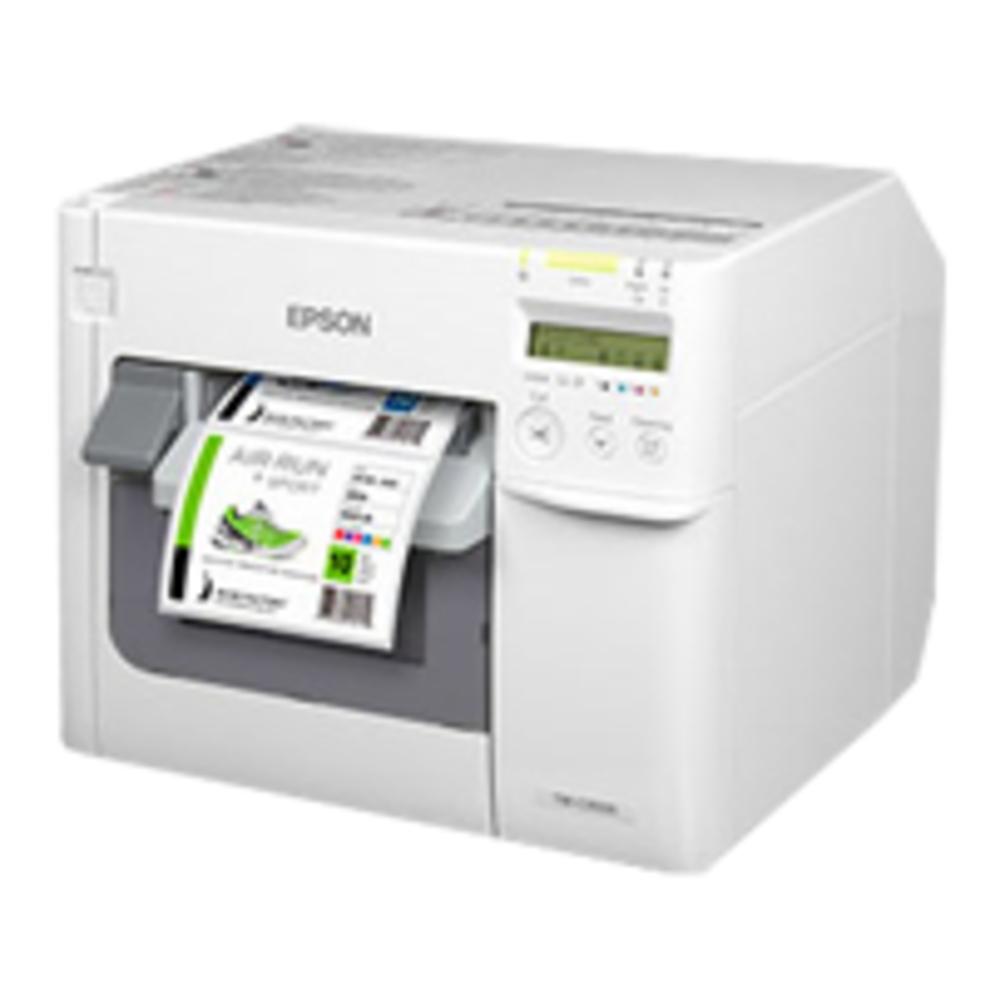 Epson TM-C3500 InkJet colour label printer