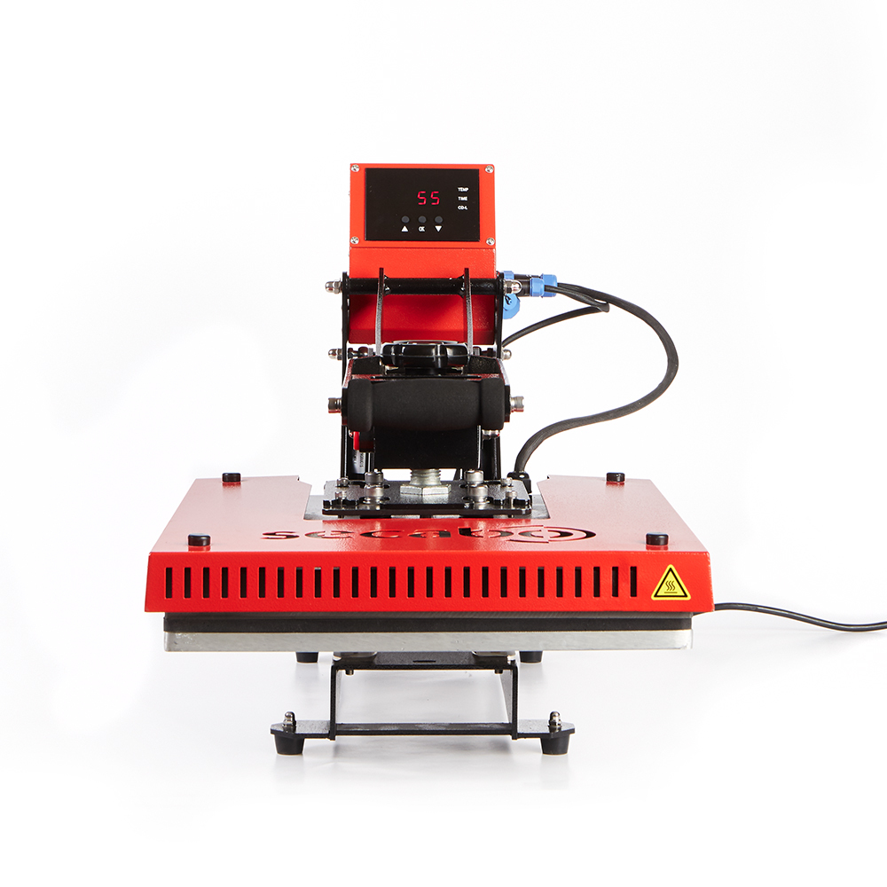 Secabo TC7 Lite with quick coupler and removable plate set