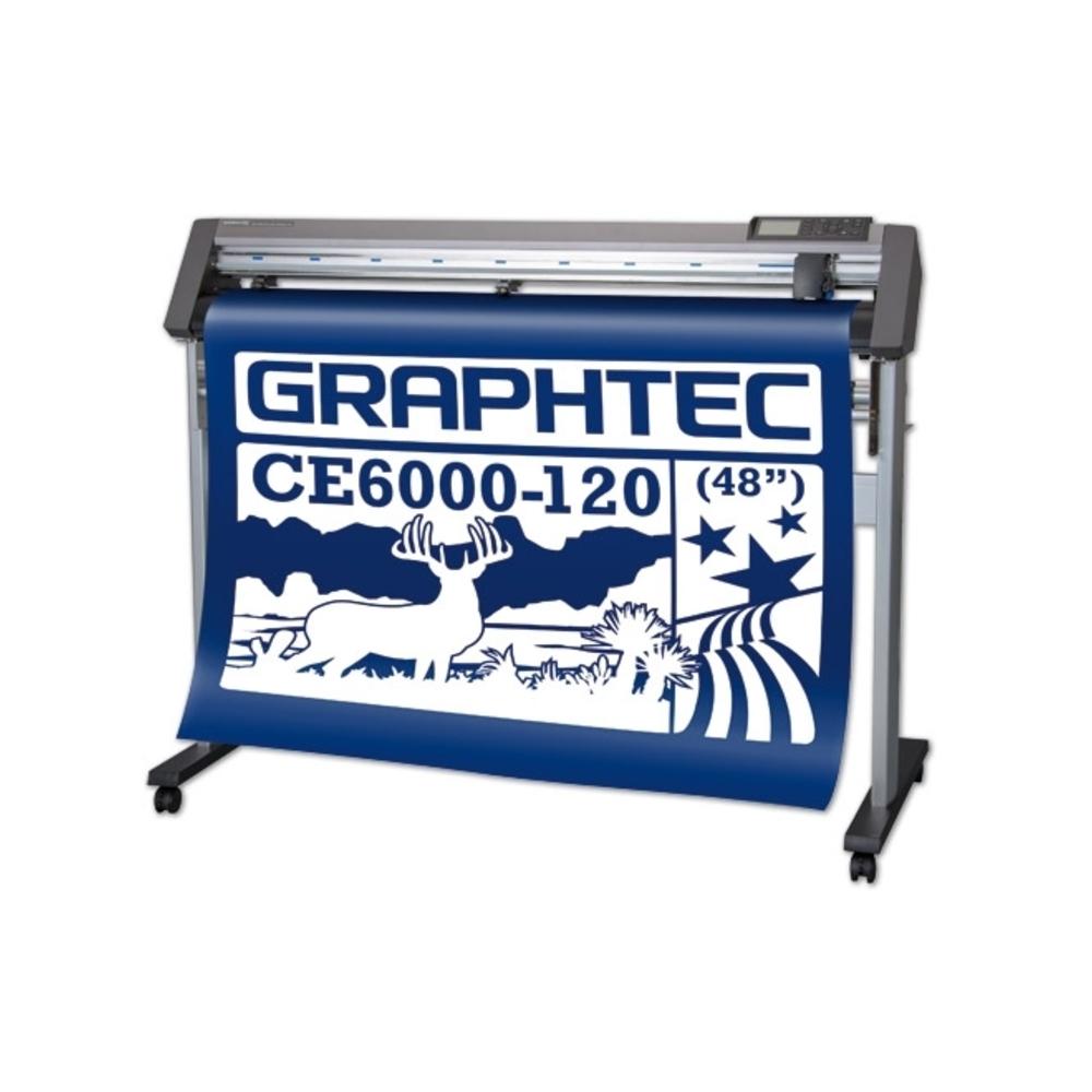 Graphtec CE6000-120 PLUS cutting plotter